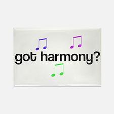 Got Harmony? Rectangle Magnet