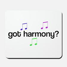 Got Harmony? Mousepad