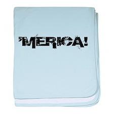 'Merica! Infant Blanket