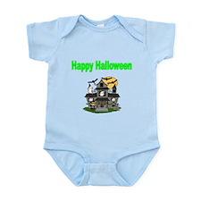 Happy Halloween 8 Body Suit