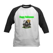 Happy Halloween 8 Baseball Jersey