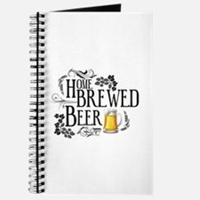 Home Brewed Beer Journal