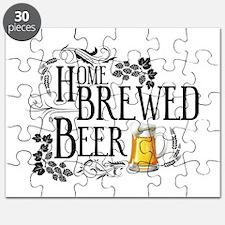 Home Brewed Beer Puzzle