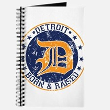 Detroit born and raised Journal