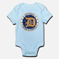 Detroit born and raised Body Suit