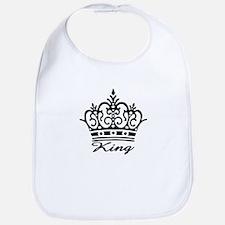 King Black Crown Bib