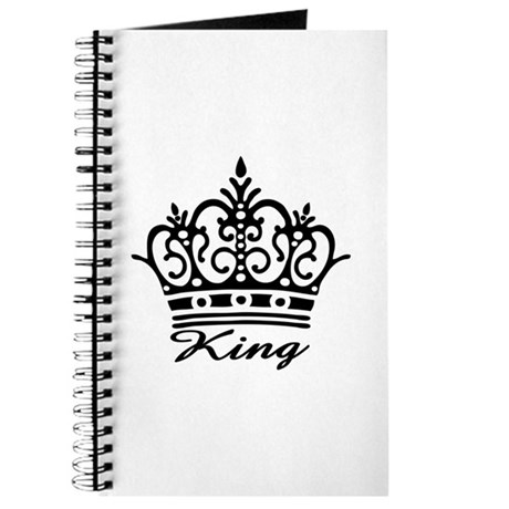King Black Crown Journal