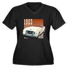 1953 In Cream Plus Size T-Shirt