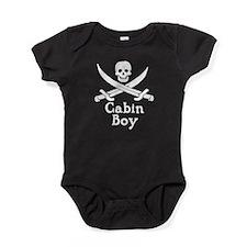 Cabin Boy Baby Bodysuit