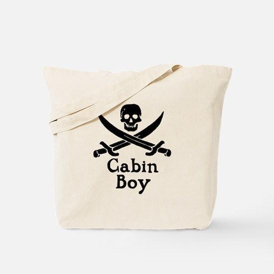 Cabin Boy Tote Bag