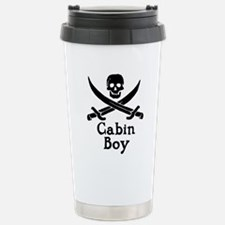 Cabin Boy Travel Mug