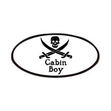 Cabin Boy Patches