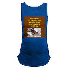 WOLF Maternity Tank Top