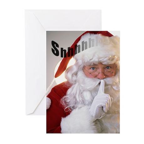 Shhh....Santa Knows