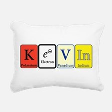 Kevin Rectangular Canvas Pillow