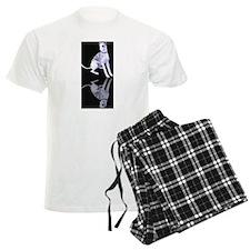 Whippet Reflection Pajamas