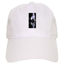 Whippet Reflection Baseball Baseball Cap