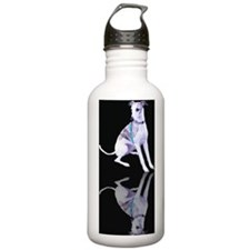 Whippet Reflection Water Bottle