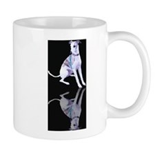 Whippet Reflection Mug