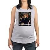 Anti obama Maternity Tank Top