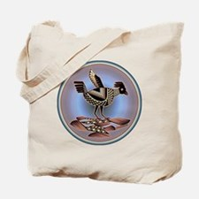 Mimbres Cream Quail Tote Bag