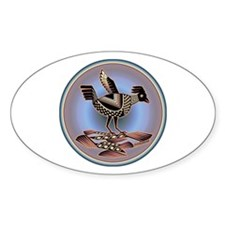 Mimbres Cream Quail Decal