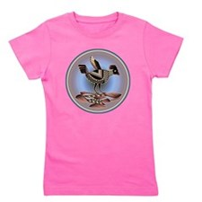 Mimbres Cream Quail Girl's Tee