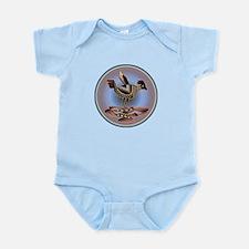 Mimbres Cream Quail Infant Bodysuit