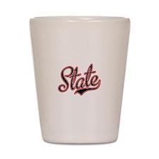 State Shot Glass