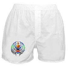 Scarab Boxer Shorts