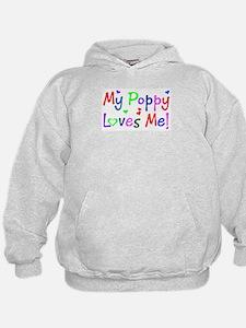 My Poppy Loves Me (des. #1) Hoodie