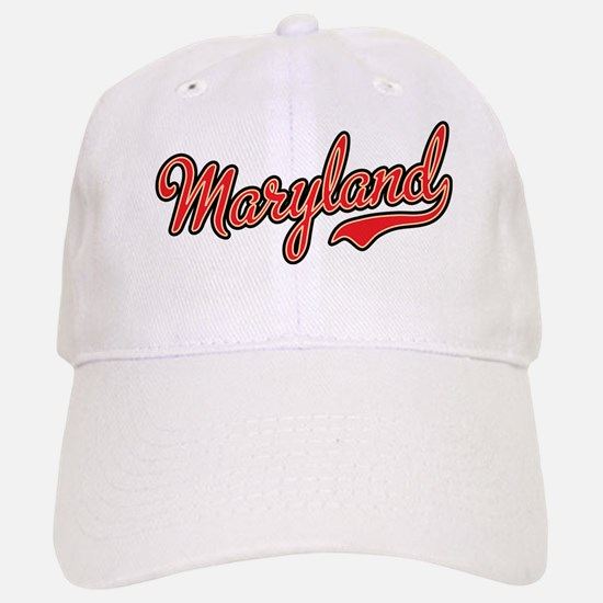Maryland Baseball Baseball Cap