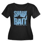 Shark Bait Plus Size T-Shirt