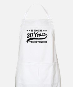 Funny 30th Birthday Apron