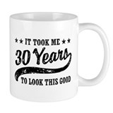 30th birthday Small Mugs (11 oz)