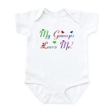 My Gramps Loves Me (des. #2) Infant Bodysuit