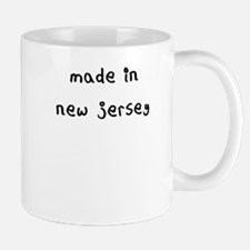 made in new jersey Mug
