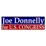 Joe Donnelly for Congress Sticker (Bumpe