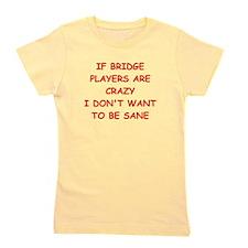duplicate bridge Girl's Tee