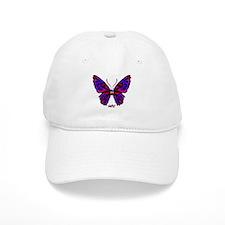 Haitian Butterfly II Baseball Cap