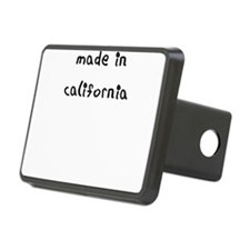 made in california Hitch Cover