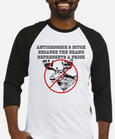 Anticrombie and Ditch Moose Baseball Jersey