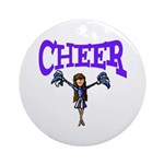 Cheer! Ornament (Round)