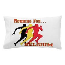 Belgium Running Pillow Case