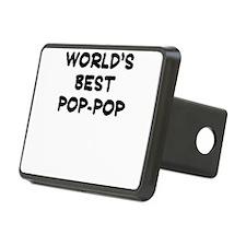 Worlds Best Pop Pop Hitch Cover