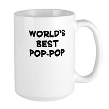 Worlds Best Pop Pop Mug