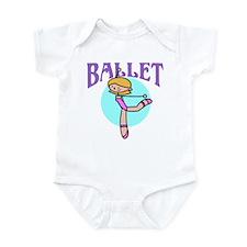 Ballet Infant Bodysuit
