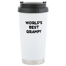 Worlds Best Grampy Travel Mug