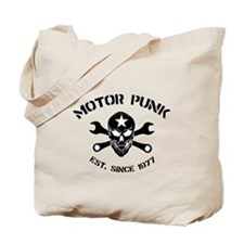 Motor punk - Est. since 1977 Tote Bag