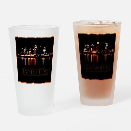Louisville Drinking Glass